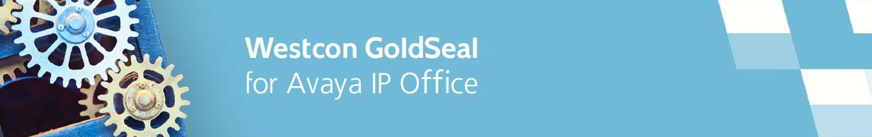 Westcon Goldseal For Avaya Ip Office Telagility
